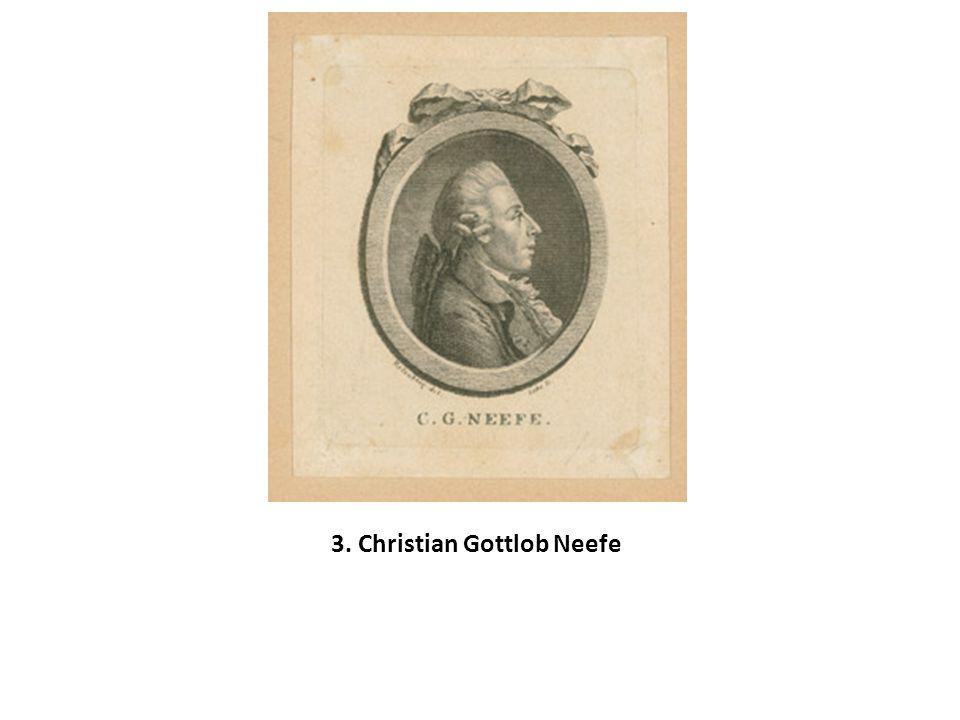 3. Christian Gottlob Neefe
