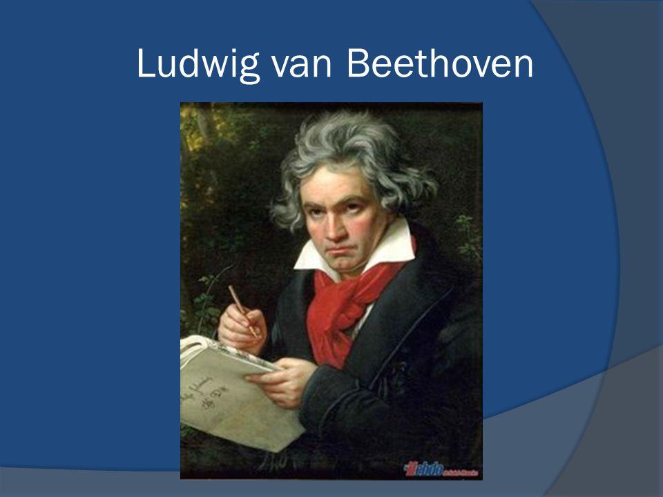 Opakování  4) Znáš nějaká Beethovenova díla. Symfonie: Es dur Eroika, c moll Osudová,.