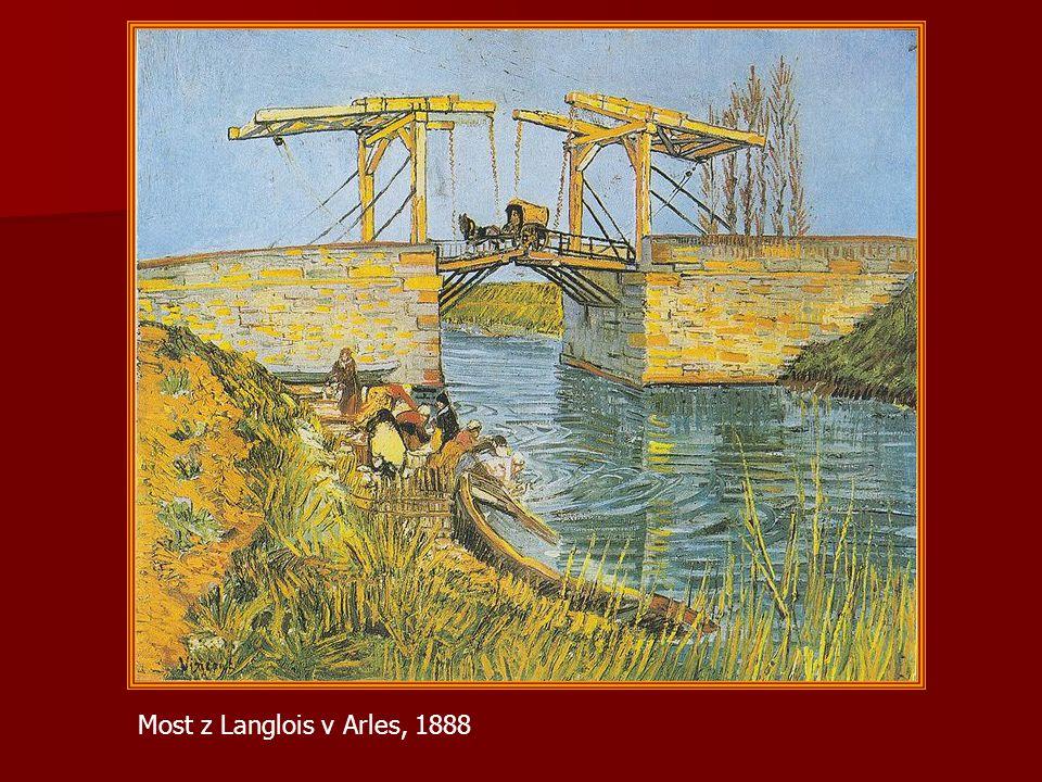 Most z Langlois v Arles, 1888