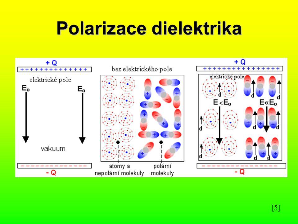 Polarizace dielektrika [5]