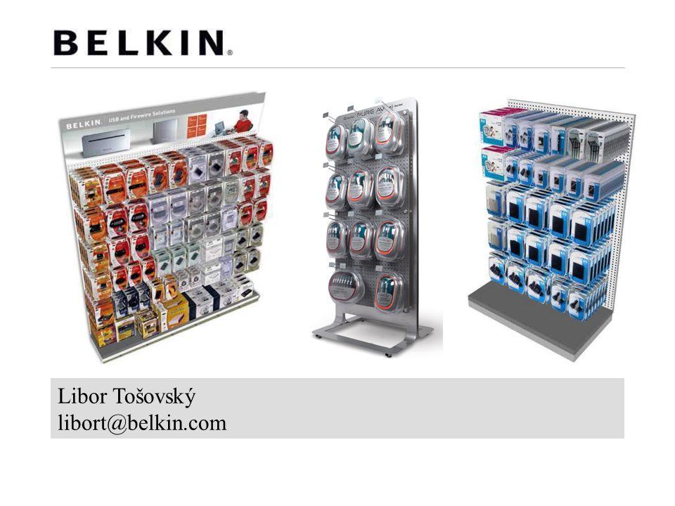 Libor Tošovský libort@belkin.com