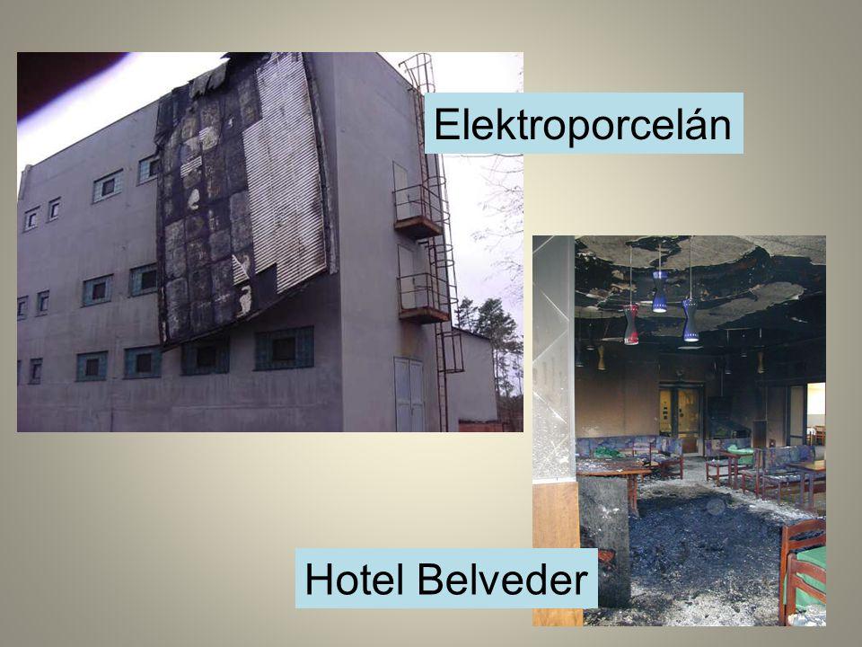 Hotel Belveder Elektroporcelán