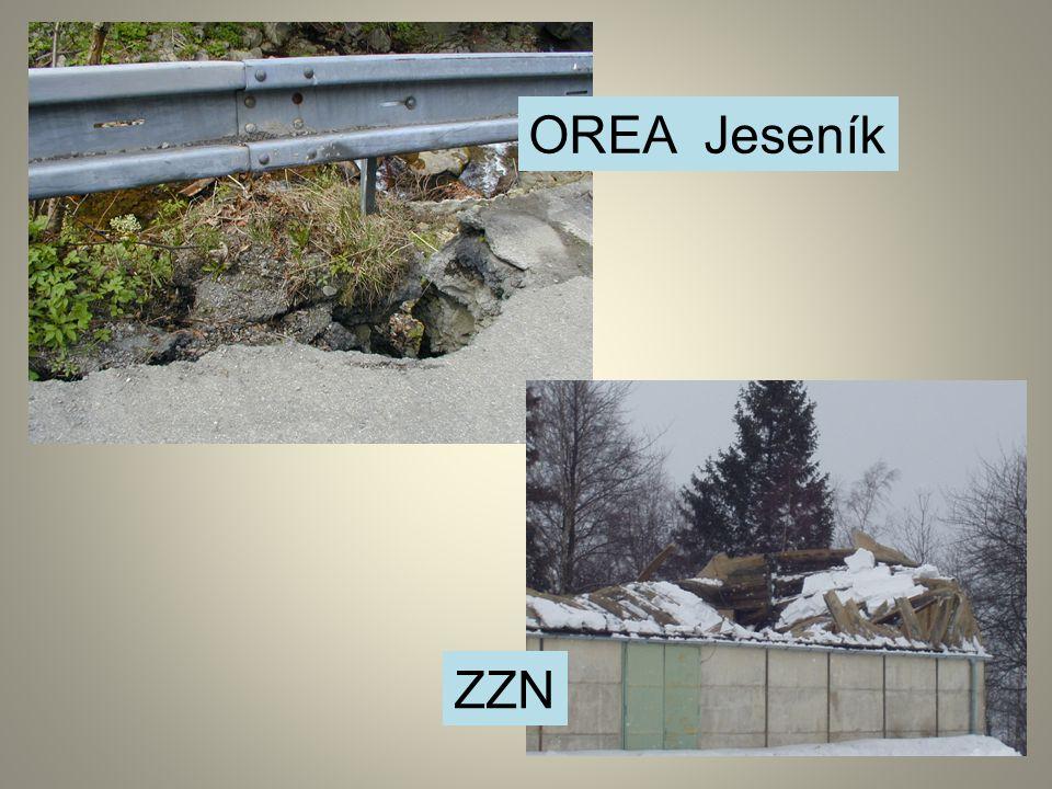 OREA Jeseník ZZN