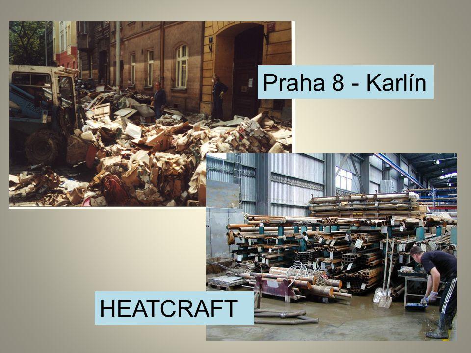 Praha 8 - Karlín HEATCRAFT