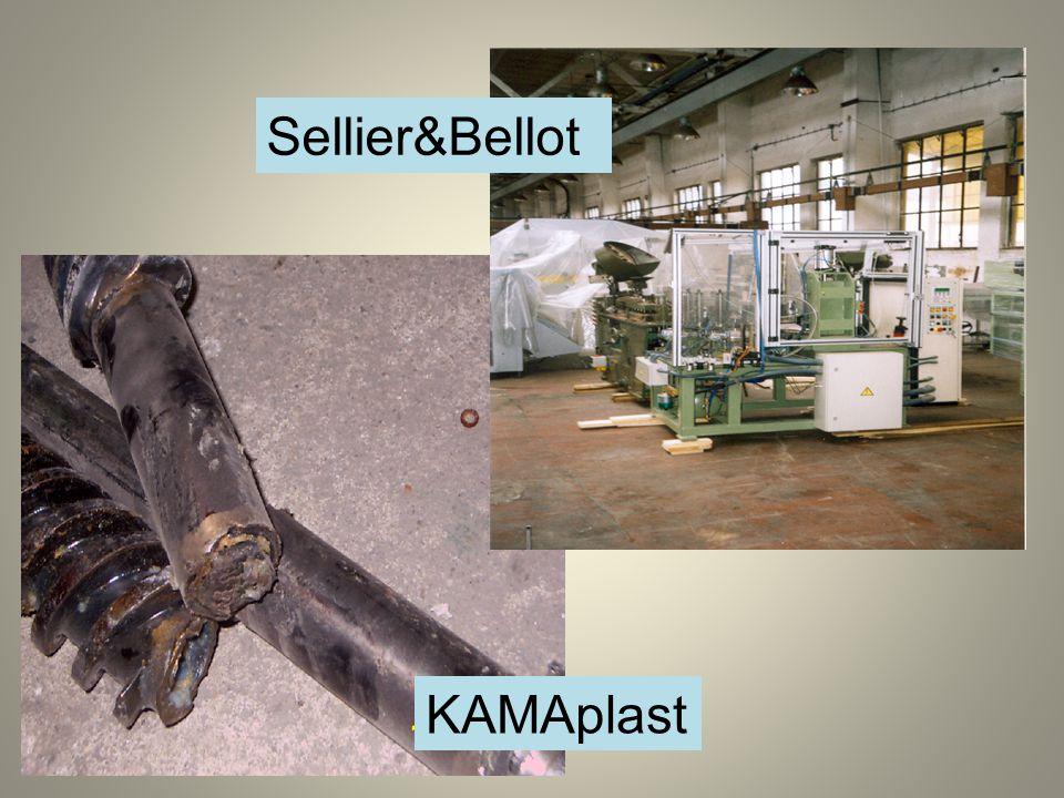 Sellier&Bellot KAMAplast