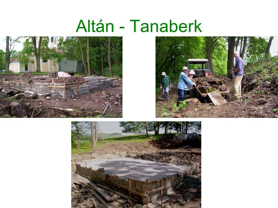 Altán - Tanaberk