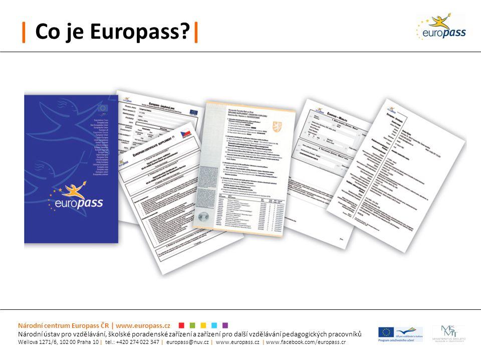 | Co je Europass?| Národní centrum Europass ČR | www.europass.cz Národní ústav pro vzdělávání, školské poradenské zařízení a zařízení pro další vzdělá