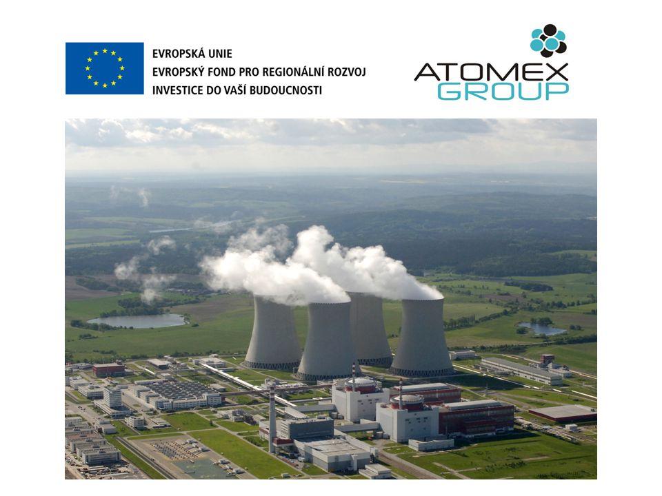 sdružení českých výrobních, obchodních a inženýrských firem se zkušenostmi v oblasti vývoje, výroby a dodávek technologického zařízení pro průmysl, energetiku a ochranu životního prostředí ATOMEX GROUP