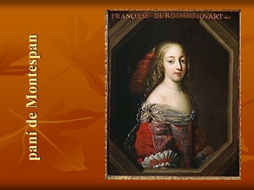 paní de Montespan