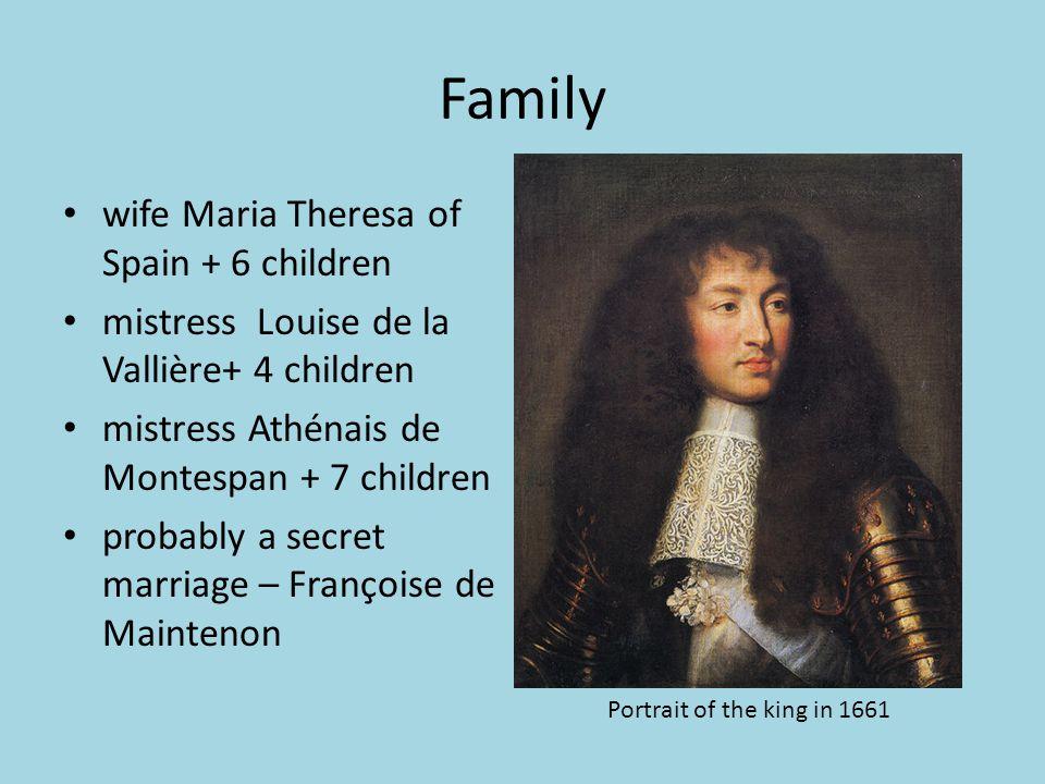 Politics of Louis XIV.