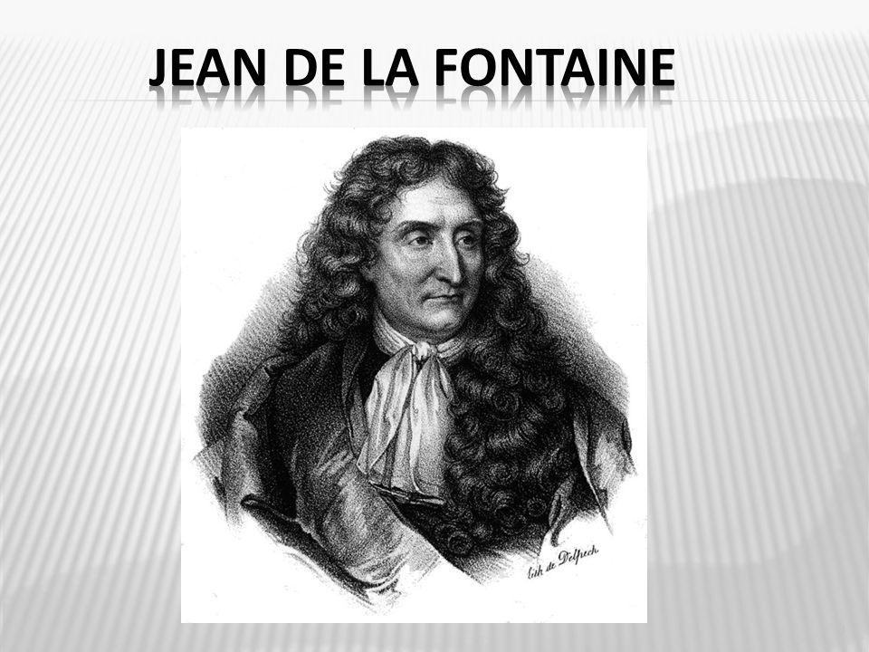  francouzský bajkař a básník žijící v 17.