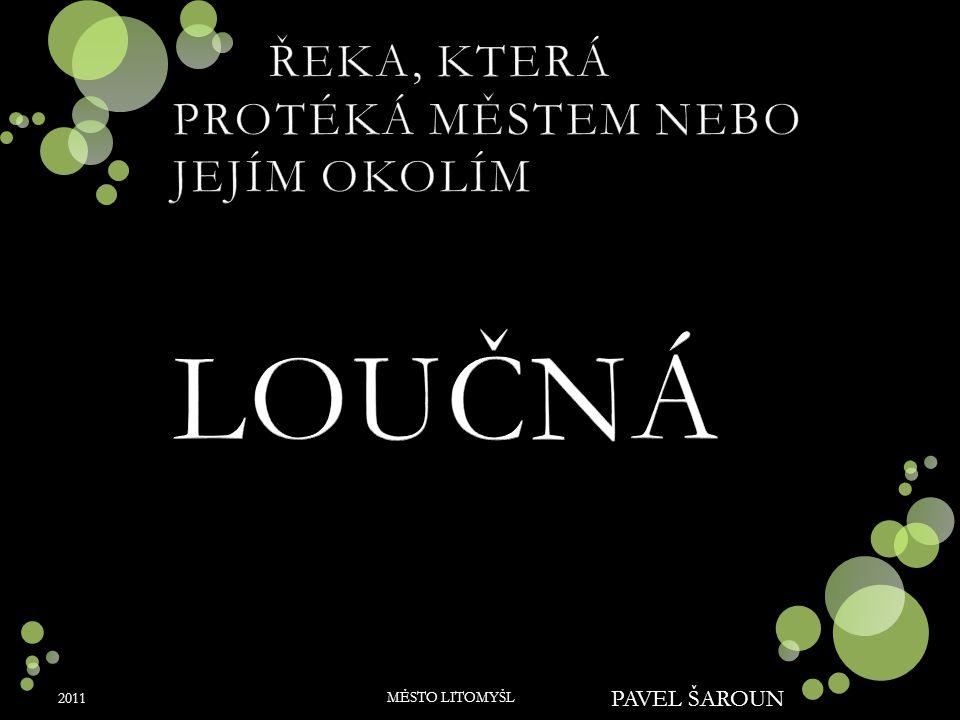 10 231 2011 MĚSTO LITOMYŠL