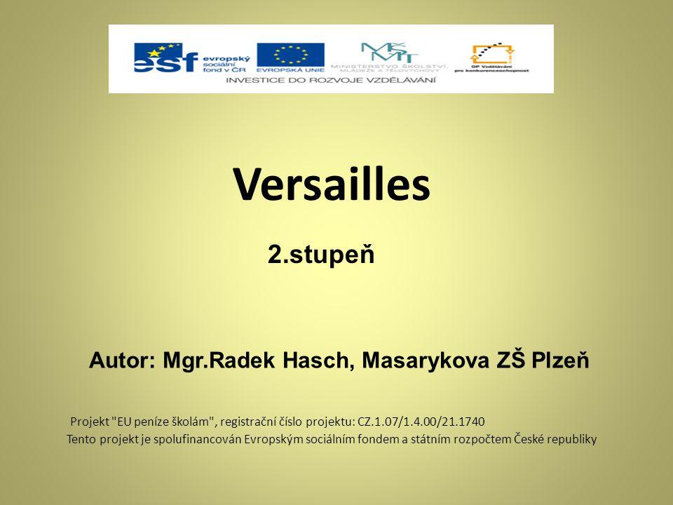 Versailles Projekt