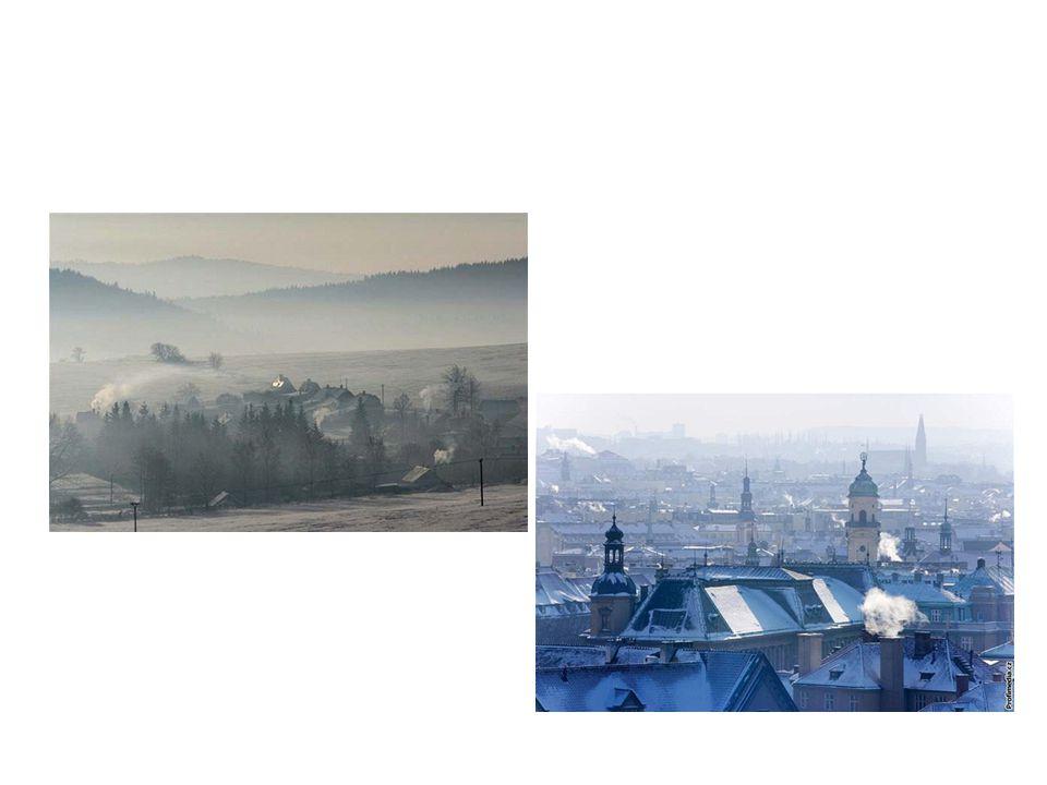 Závěr -V Ostravě je nejhorší vzduch v celé EU.
