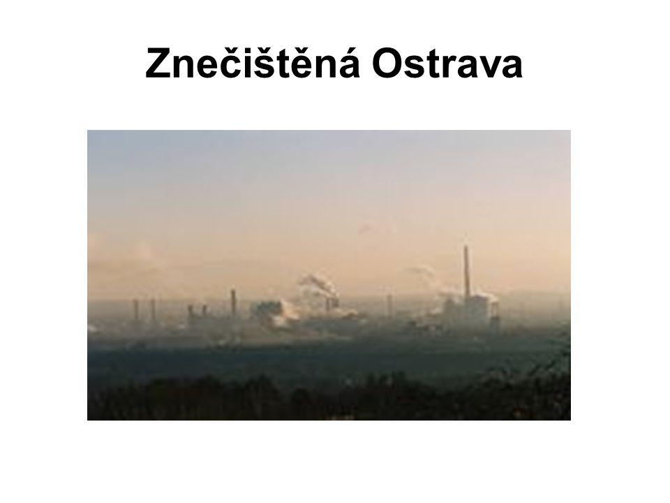 Znečištěná Ostrava