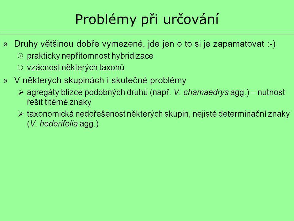 2) Suchozemští chlupatci (rostliny s krycími chlupy, suchá stanoviště) V.