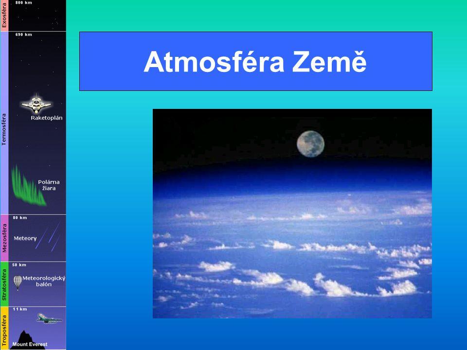 Otázky a úkoly Na výšku troposféry má vliv i roční období.