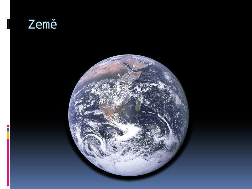 Vznik Země  Planeta Země vznikla před asi 5 mld let a od té doby se neustále vyvíjí.