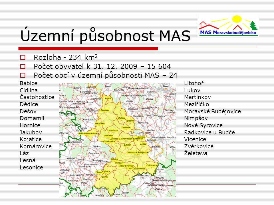  Rozloha - 234 km 2  Počet obyvatel k 31. 12.