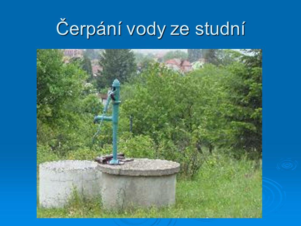 Hydranty – nadzemní