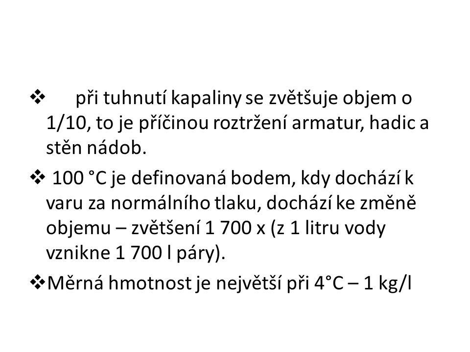 Řešení t 4 = 8 200 l / 800 l/min.= 10,25 min.