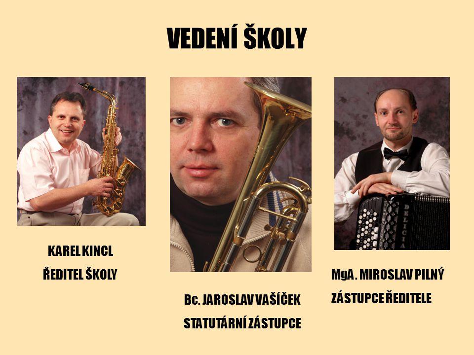KANCELÁŘ A PROVOZ ŠKOLY ING.