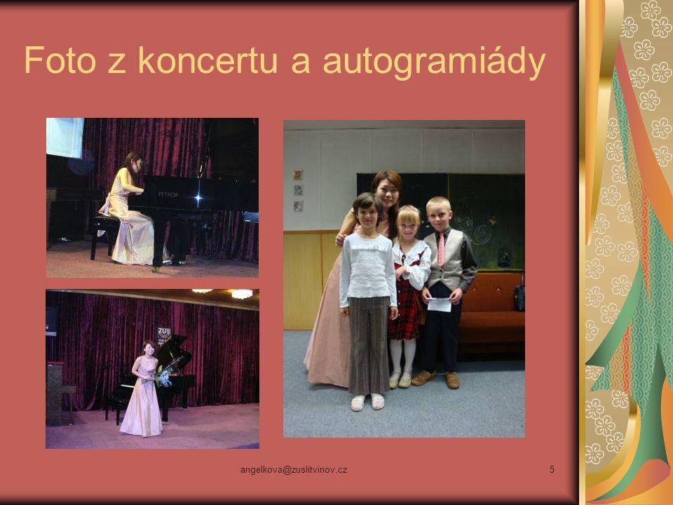 angelkova@zuslitvinov.cz5 Foto z koncertu a autogramiády