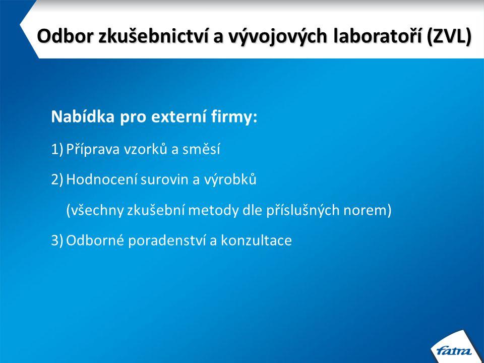 Rázová a vrubová houževnatost: rázové kladivo Resil 5,5 (5 J) metoda Charpy ČSN EN ISO 179-1, 2 Fyzikálně mechanické vlastnosti polymerů 2) Hodnocení surovin a výrobků