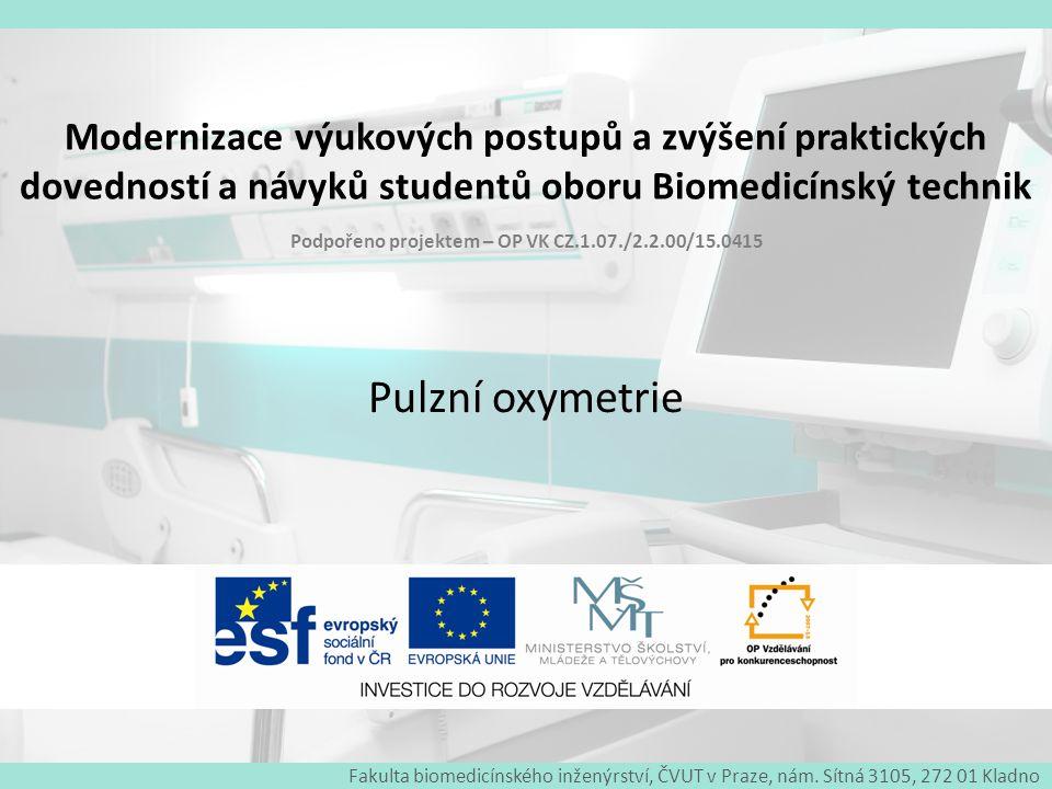 Fakulta biomedicínského inženýrství, ČVUT v Praze, nám.
