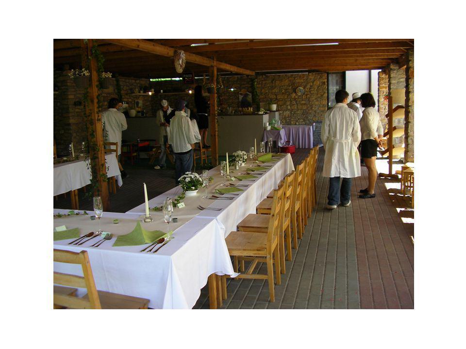 Skupina IV Konzumační plochy jsou vhodně uzpůsobeny pro servírování pokrmů a nápojů (např.umakart).
