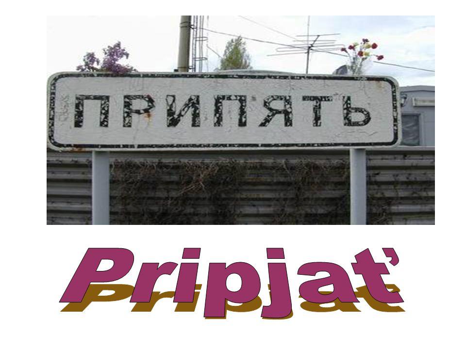 Pripjať ( ukrajinsky При́п ять, rusky При́пять) je opuštěné město na Ukrajině, v těsné blízkosti jaderné elektrárny Černobyl.