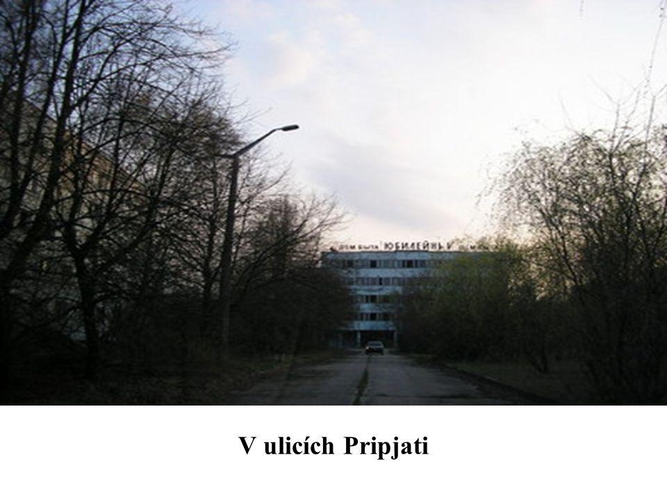 V ulicích Pripjati