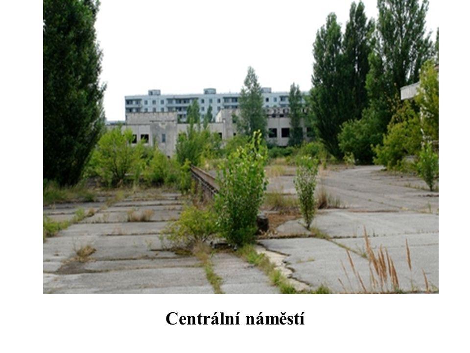 Centrální náměstí