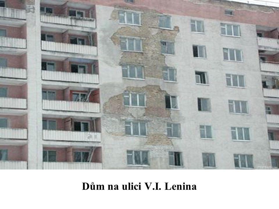 Dům na ulici V.I. Lenina