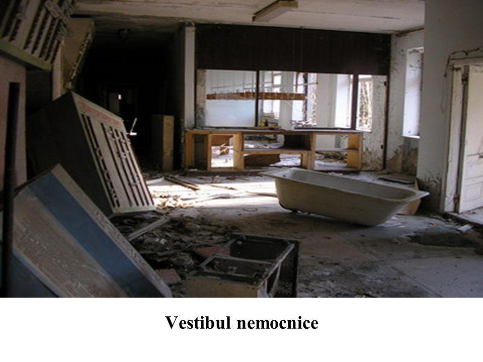 Vestibul nemocnice