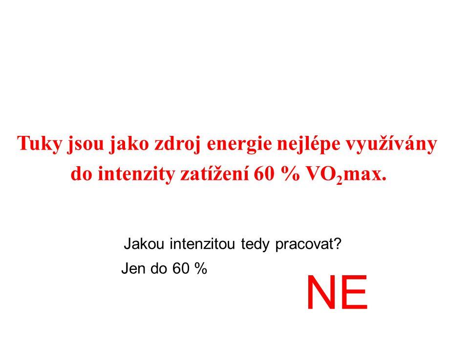 Jak efektivně na tuky? Fakulta tělesné kultury, Univerzita Palackého v Olomouci