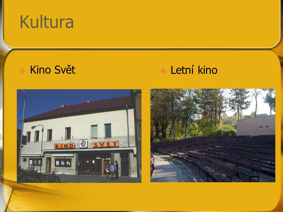 Kultura Kino Svět Letní kino