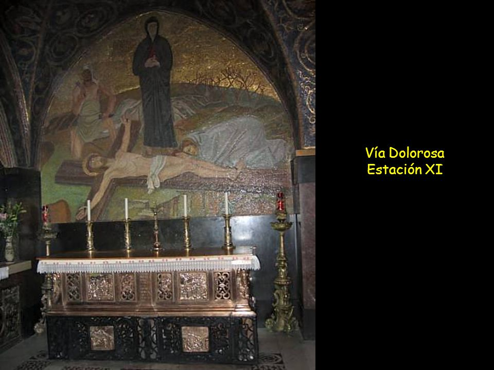 Svatý hrob - kostel