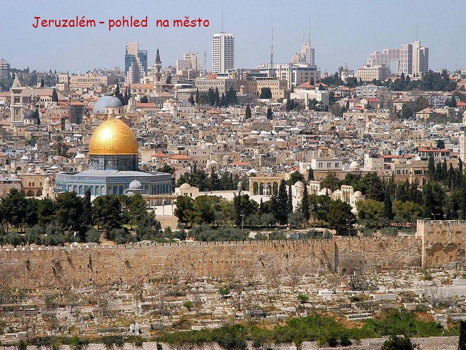 Jeruzalém v noci