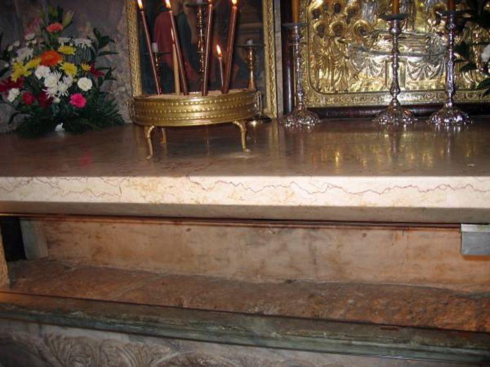 Vchod k tumbě pany Marie v Jeruzalému