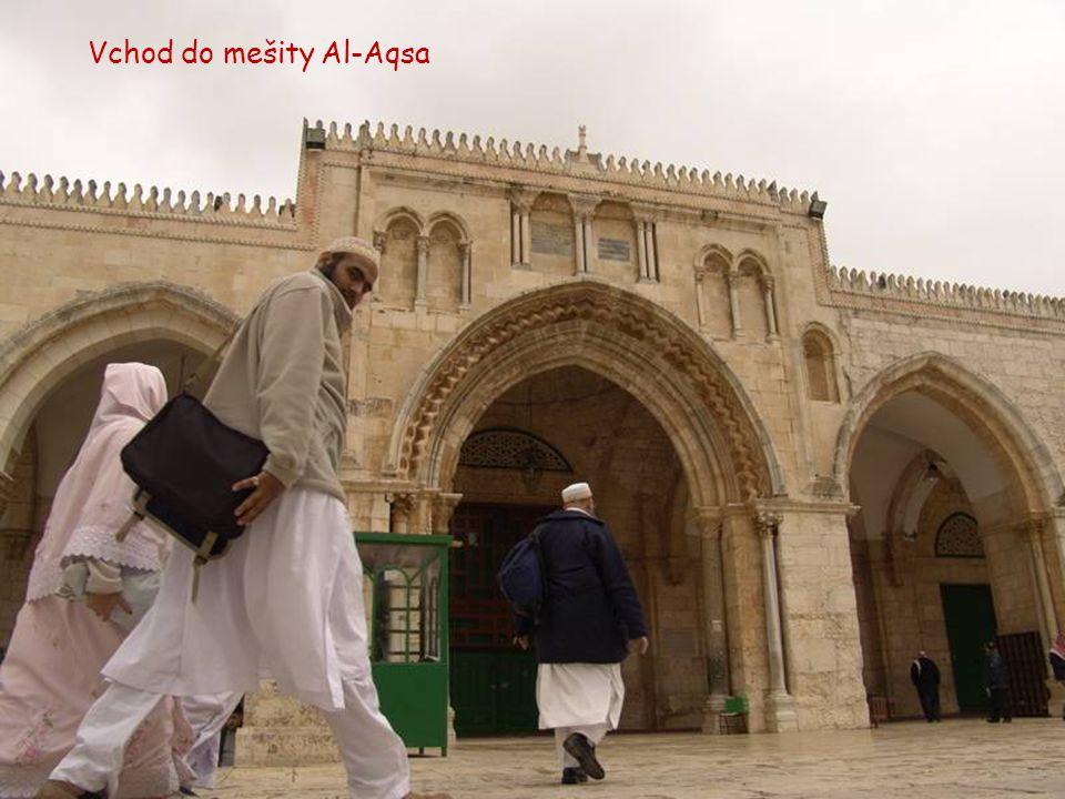 Zdi mešity Al-Aqsa