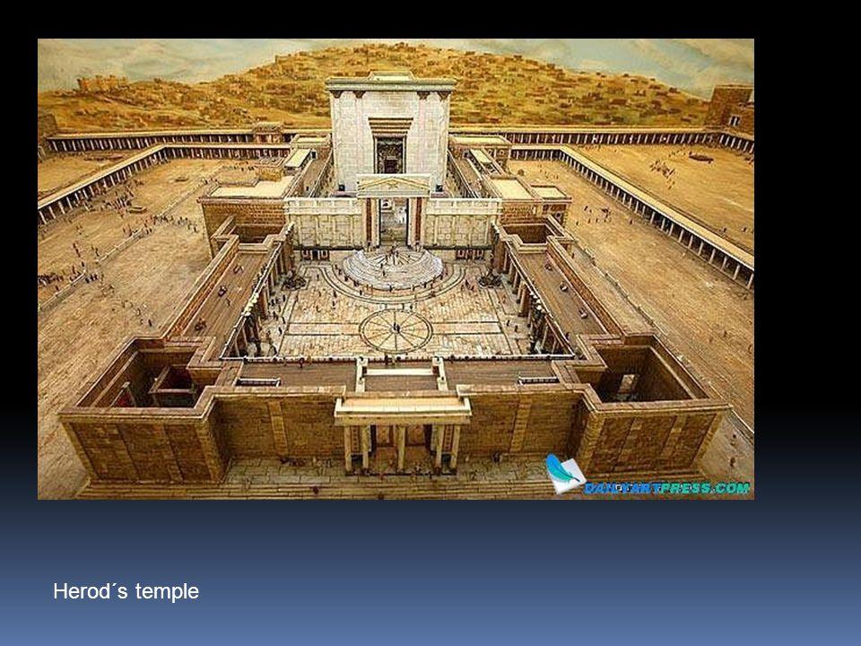 Herod´s temple