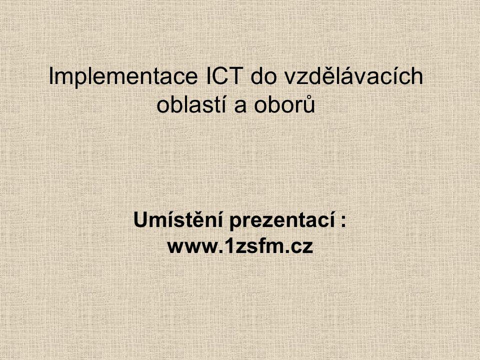 Zdroje informací Učebnice : Fyzika pro 8.ročník ZŠ ( doc.