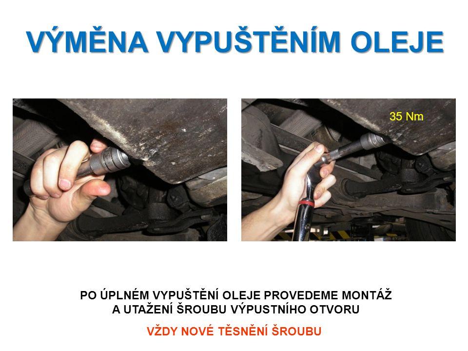 KONTROLNÍ OTÁZKY 1.Jaký je interval pro výměnu motorového oleje.