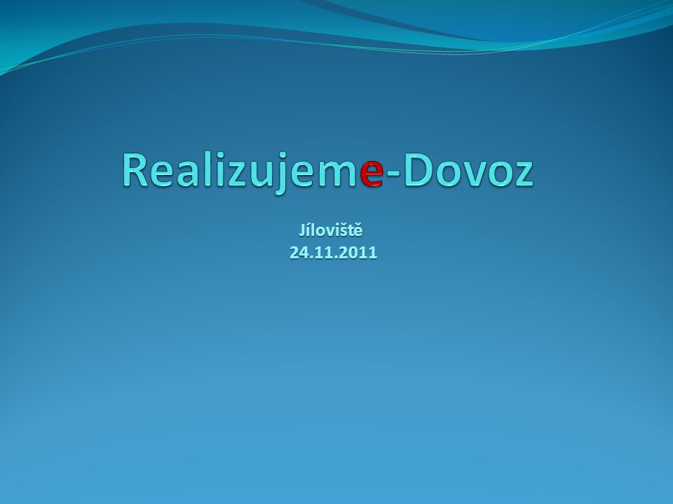 Jíloviště 24.11.2011 24.11.2011