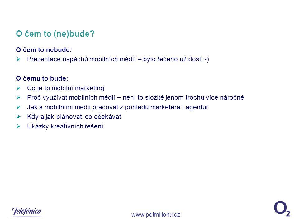 2.Jak mobilní média využívat pro lokální kampaně.