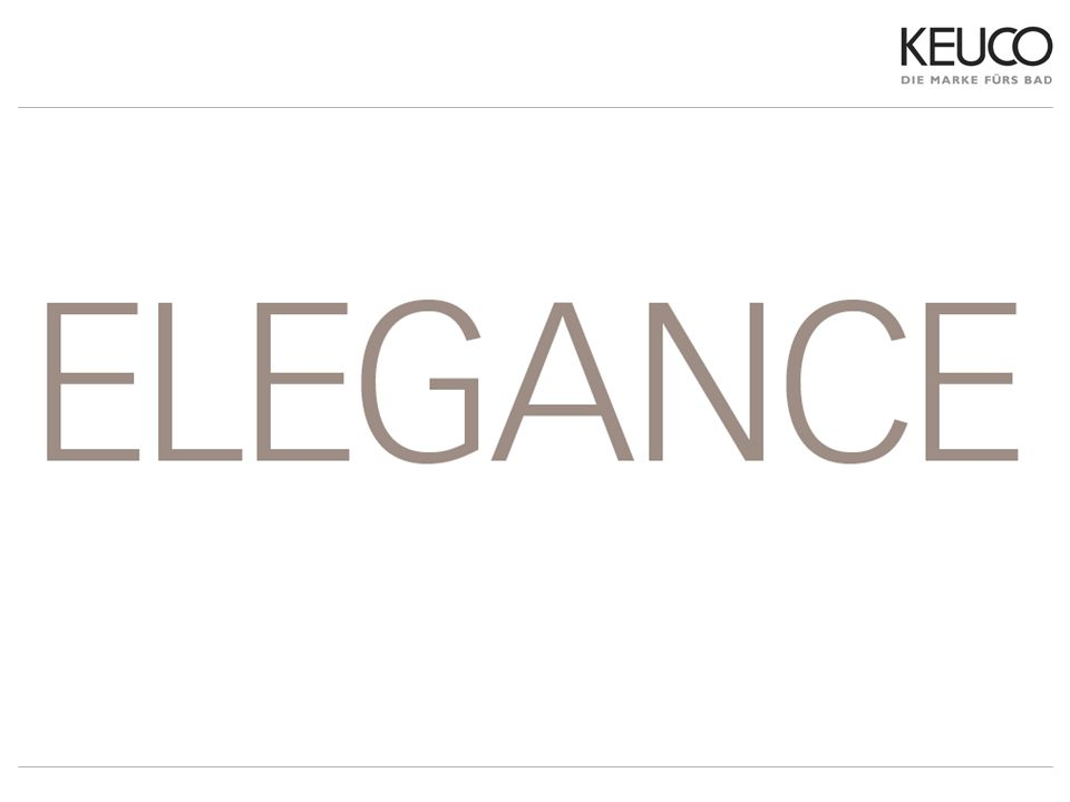 08.03.09 / Kerstin Wagner ELEGANCE Zrcadlové skříňky 500 mm 700 mm 950 mm 1200 mm