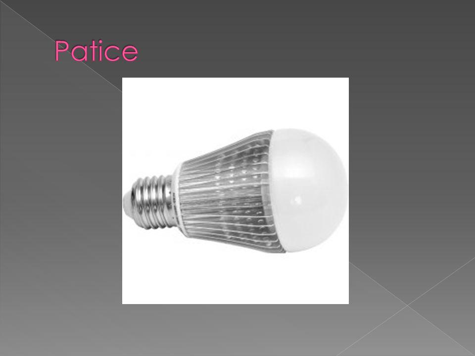  LED Žárovky  Celková cena: 5111 Kč  Velmi dobrá návratnost  Životnost: 7 – 10 krát větší  Vyšší měrná účinnost => šetření energie  Ekologická výroba a likvidace  Vysoká počáteční investice