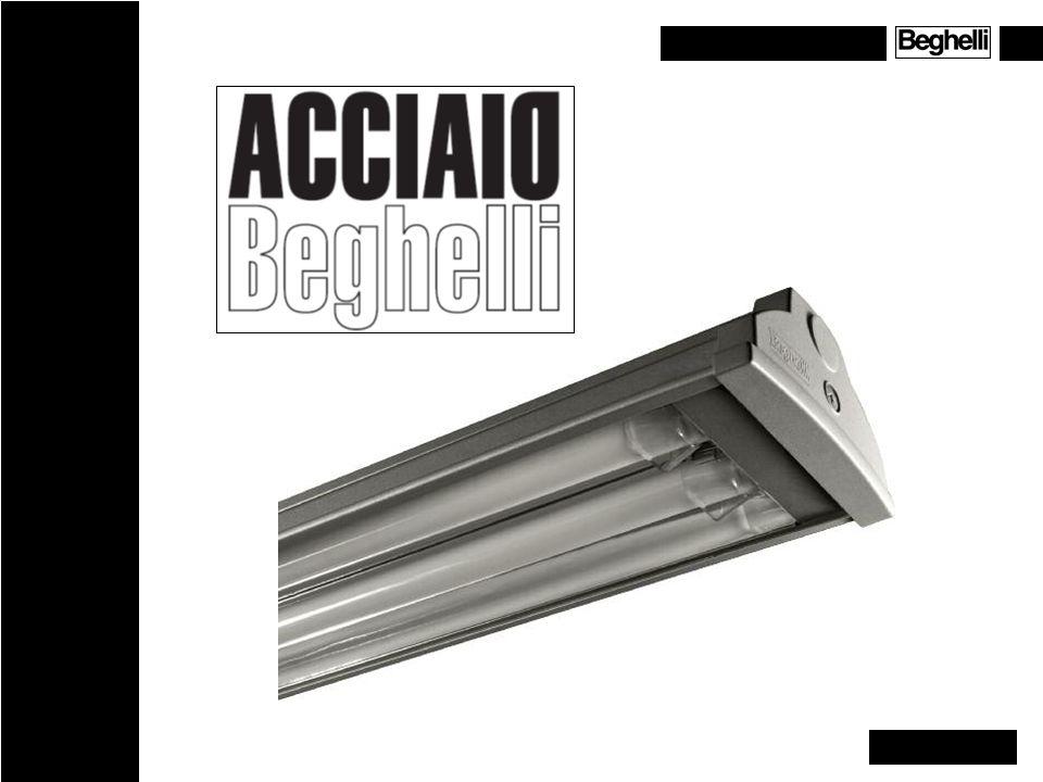 Proč průmyslové svítidlo Acciaio .