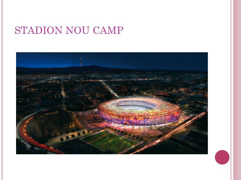 STADION NOU CAMP